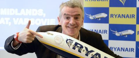 - Ryanair m forholde seg til norske lover og regler