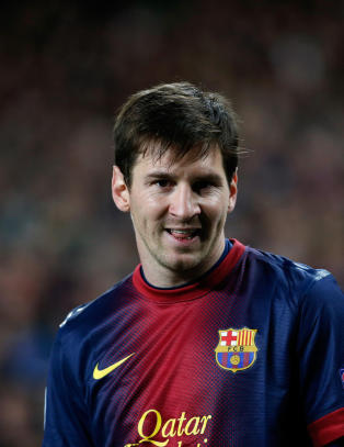 Marca: Messi starter mot Bayern Mnchen