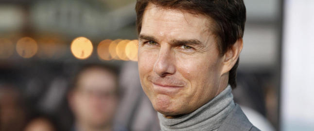 Fant p sitater fra Tom Cruise