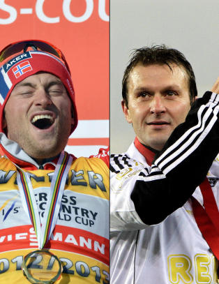 Roar Strand blir lagkamerat med Northug