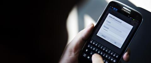 N� venter ekspertene hackerb�lge mot mobilen