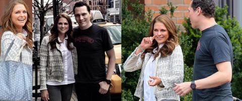 Prinsesse Madeleine slo seg l�s med hollandsk super-DJ