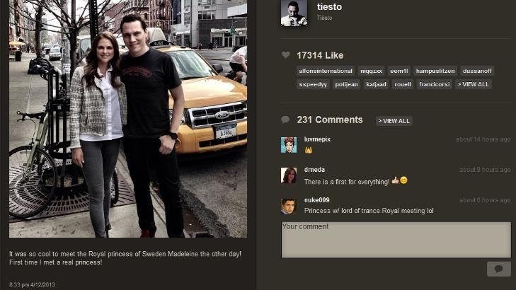 dj liker instagram