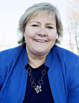 VG-kommentator skriver bok om Ernas valgkamp