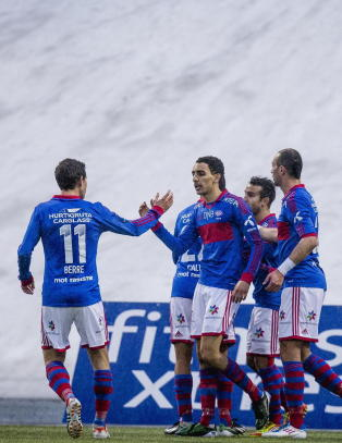 Overkjringsseier for VIF i cupen