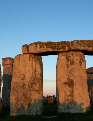 Avslrte nytt Stonehenge-mysterium
