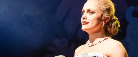 Ingen grunn til � gr�te for �Evita�