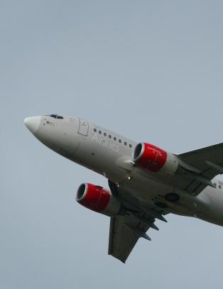 SAS skuffer stort - tapte 300 millioner kroner