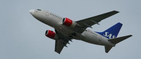 SAS sp�r forsinkelser i flytrafikken mandag