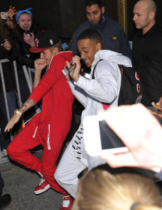 Politiet fant narkotika i Justin Biebers turn�buss