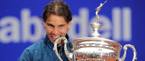 Nadal med ny rekord etter seier i Barcelona Open