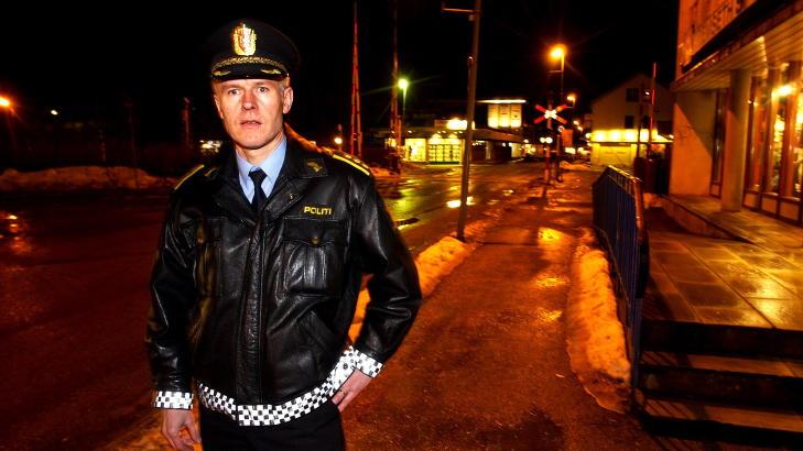 TROR FLERE KOMMER: Politimester i Salten, Geir Ove Heir, skriver at de frykter at flere rumenske kriminelle vil komme til distriktet framover. Foto: TOM E. �STHUUS/DAGBLADET