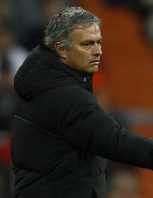 - Mourinho offisielt klar for Chelsea 1. juli
