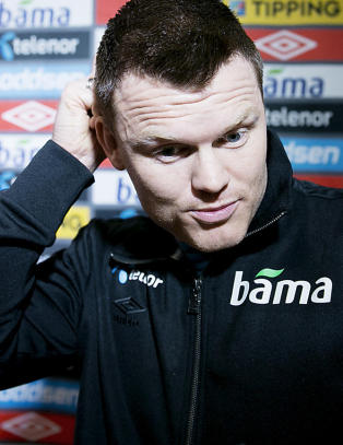 John Arne er lei av at det blir brk hver gang han snakker