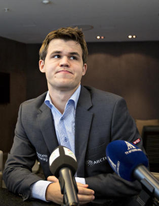 Magnus Carlsen: - Skuffet og overrasket over avgjrelsen