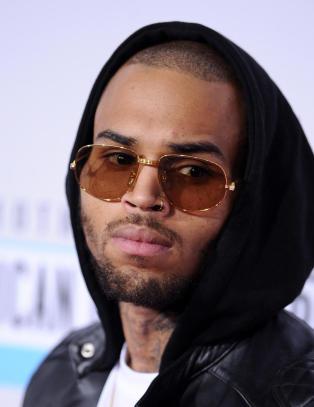 Chris Brown m�tte n�dlande