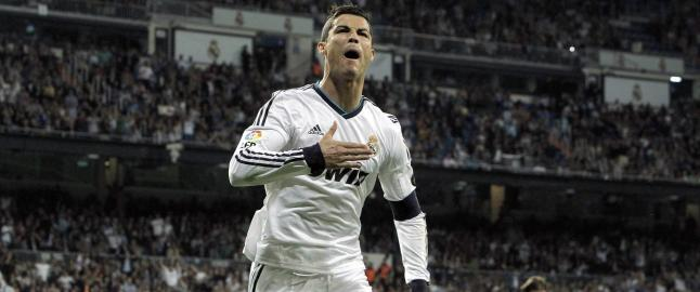 Se Ronaldos m�l nummer 200 for Real Madrid