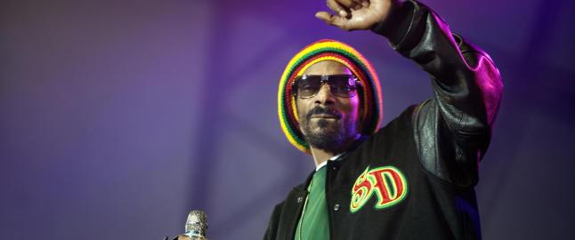 Snoop Dogg med nytt stjernesamarbeid