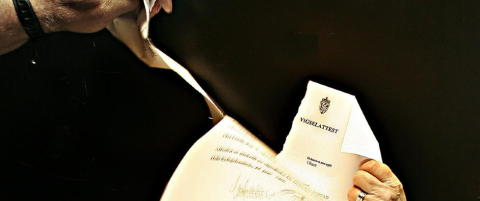 Du signerer vel ikke denne uten rådgiver?