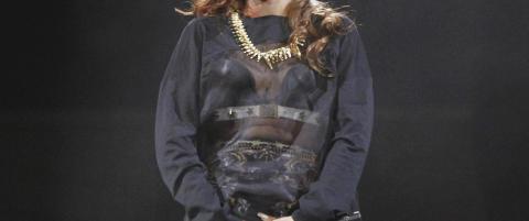 Er naken-Rihanna et feministisk forbilde?