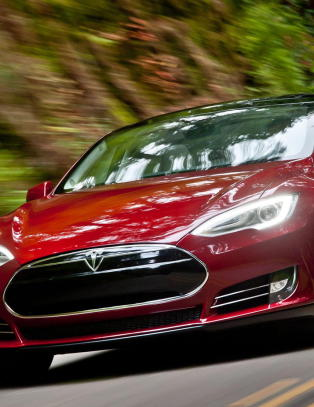 Tesla S kan bli en vinner som firmabil