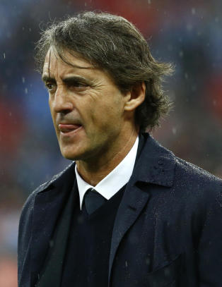 Roberto Mancini har ftt sparken i Manchester City