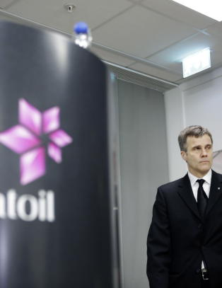 Dagen etter razziaen falt Statoil-aksjen over fem prosent