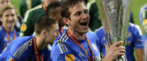 Lampard blir i Chelsea