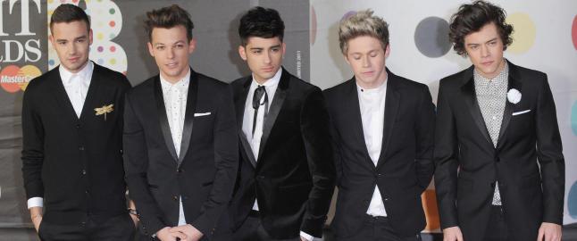 One Direction kommer til Norge
