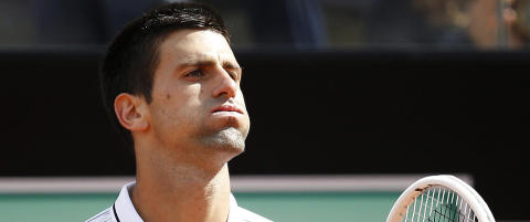 Djokovic sltt tidlig ut av turnering for andre helg p rad