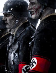 Norske filmskapere gikk med nazi-uniformer i gatene
