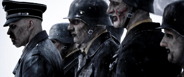 Norske filmskapere gikk med nazi-uniformer i gatene