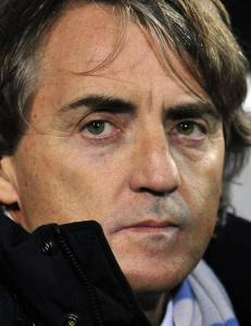 Mancini takket fansen gjennom avisannonse
