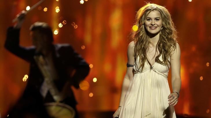 �RETS EUROVISION-VINNER: Dagen etter Eurovisionfinalen har folk begynt � spekulere om Emmelie de