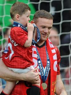 Rooney blir pappa igjen