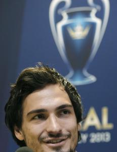 Hummels rekker trolig Champions League-finalen