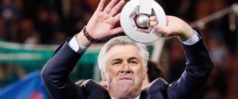 - Ancelotti ferdig i PSG