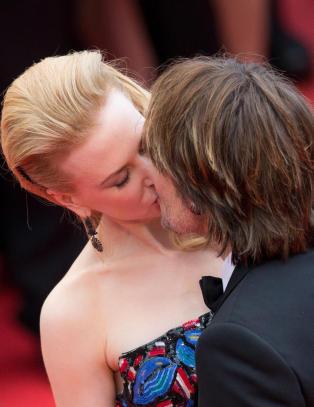 Nicole Kidman klinte til i Cannes