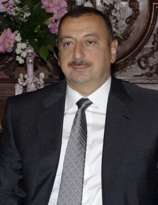 Aserbajdsjans diktator krever MGP-gransking