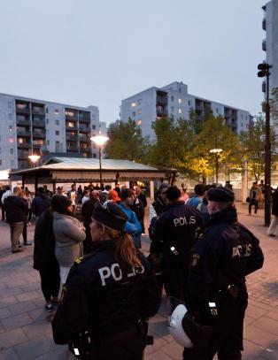 Politimann mistenkt for drap i Husby