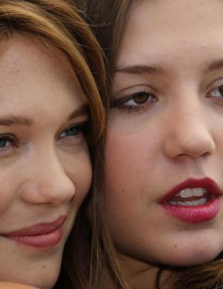 Lesbesex-filmen fikk kritikerpris i Cannes