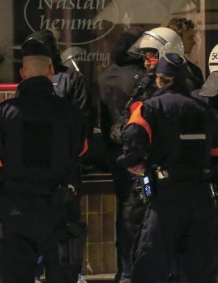 Stockholms-gjeng slo offer med hammer