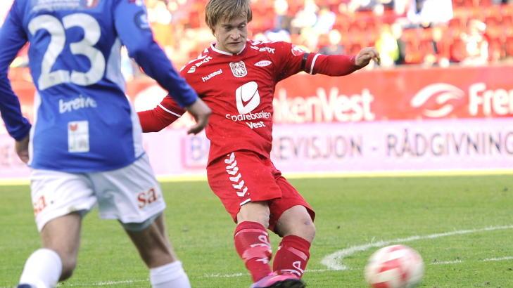 Heldig seier i Bergen - sport - Dagbladet.no