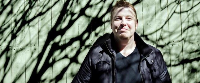 Fredrik Backman er tilbake med s�r feelgood-historie om en 63 �r gammel husmor