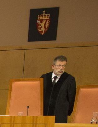 Menn (57) bestemmer hvor lenge Rune �ygard (54) skal sitte i fengsel