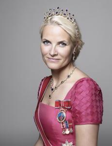 Kronprinsesse Mette-Marit sykmeldt