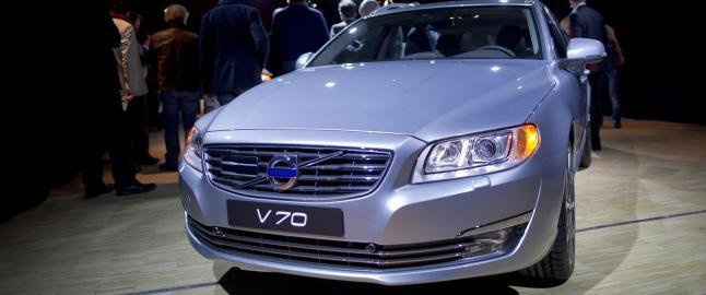 Endelig litt fart i Volvo