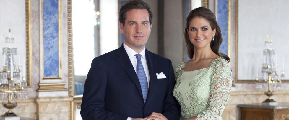 Prinsesse Madeleine og Chris O'Neill i skattebr�k