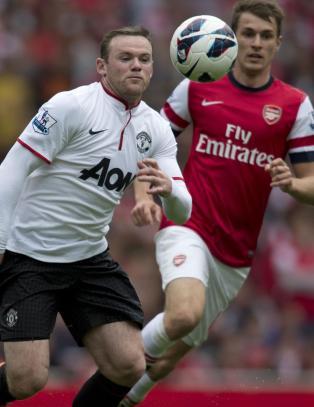 Wenger f�r penger til � kj�pe Rooney