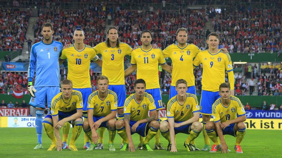 Sverige fotball